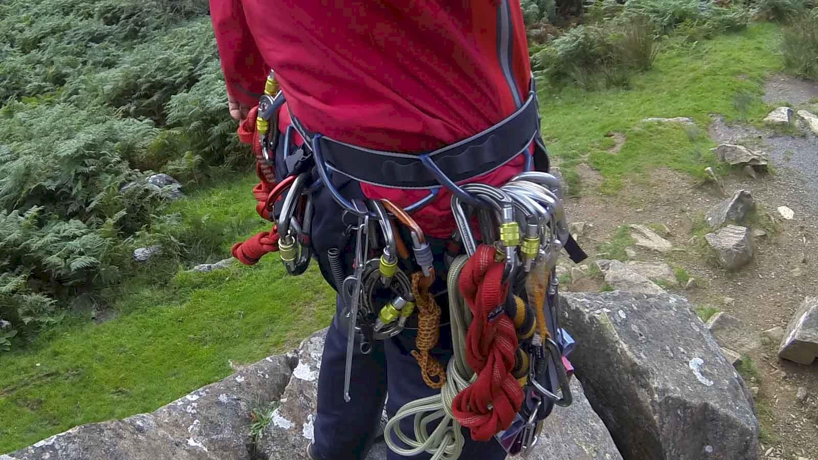 DMM Super Couloir Rock Climbing Harness